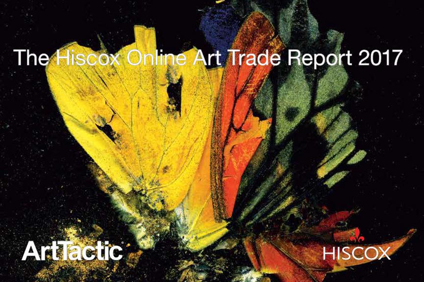 État de l'art & chiffres-clés du marché de l'art en ligne en 2017